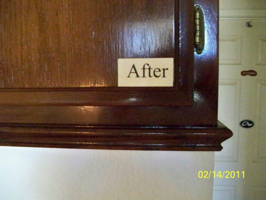 cabinet refinisher in Temecula