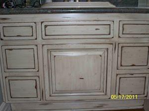cabinet refinisher Temecula