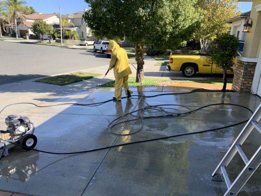 pressure washing Temecula