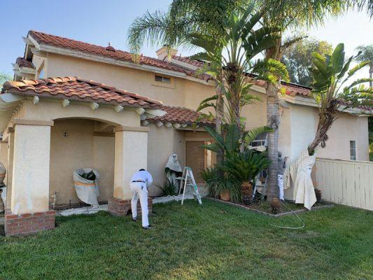 temecula painters exterior